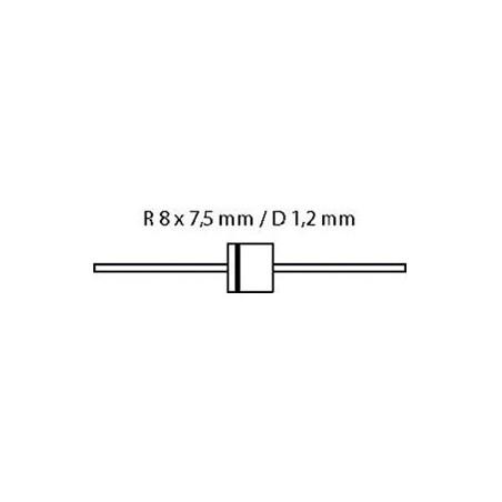 Diode 1000v 6 Ampere