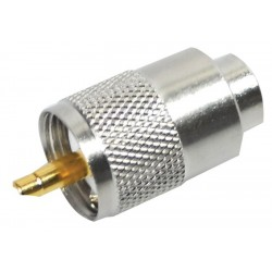 PL259 Teflon 10-11mm