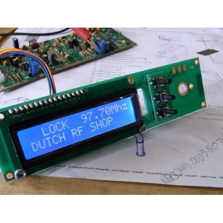 Onderdelenkit  DRFS06 V2 FM Zender 6 Watt