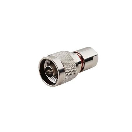 N Connector teflon voor RG58 RG141