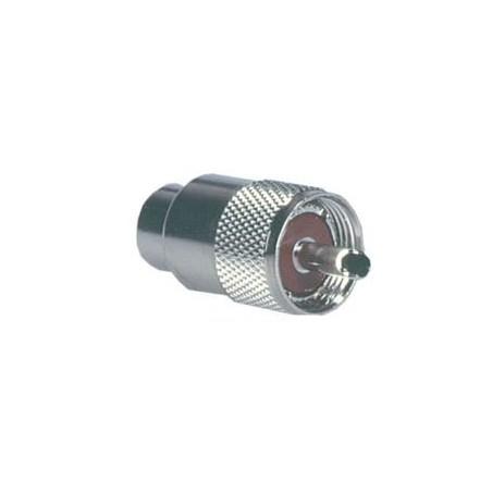 PL259 plug voor rg58/59