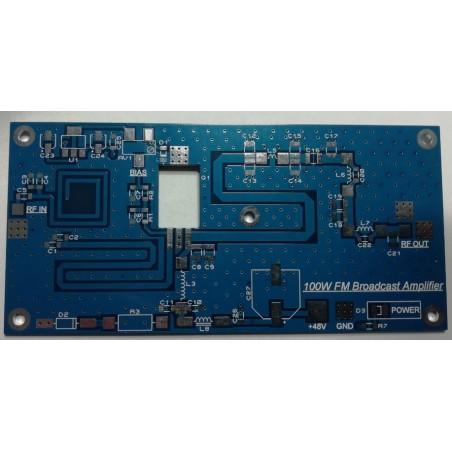 Print 100 Watt eindtrap MRF101A