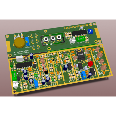 Print DRFS06 FM Zender 6 Watt V2.1