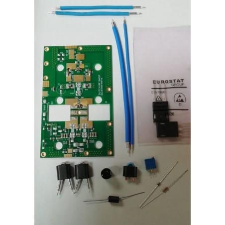 500 Watt broadcast amplifier