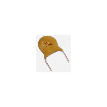 Keramische Condensator 22pf 1KV