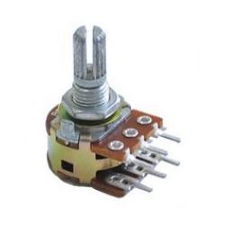 Potmeter Stereo Lineair