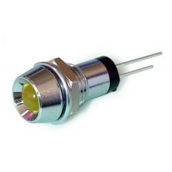 Metal LED holder 3mm