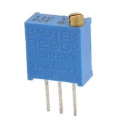 Trimming potentiometer type 3296W