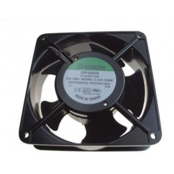 Sunon 120X120mm  aluminium fan 230V