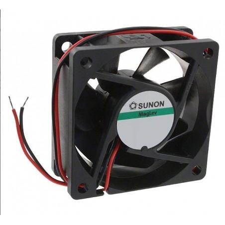 Sunon Fan 60x60 mm 12 Volt