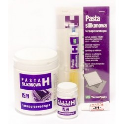 Heat conductive silicone paste 100 Grams