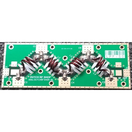 -50 db Lowpass Filter 174 - 230MHZ