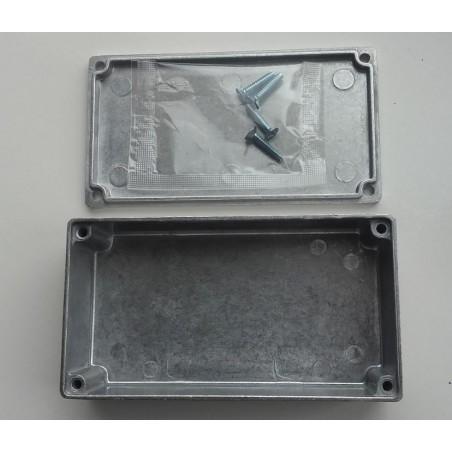 Aluminium behuizing 2