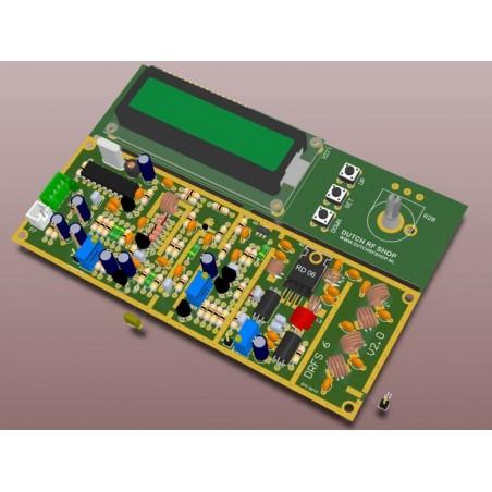 Print DRFS06 FM Zender 6 Watt V2