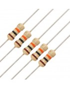 Carbon resistors